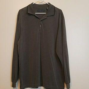 Long sleeve collard shirt